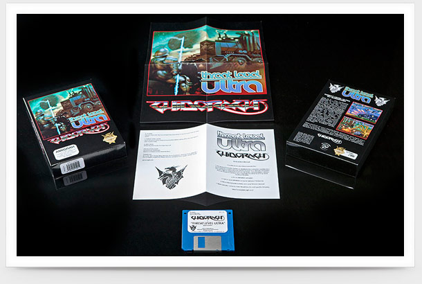 Threat Level Ultra Box Set